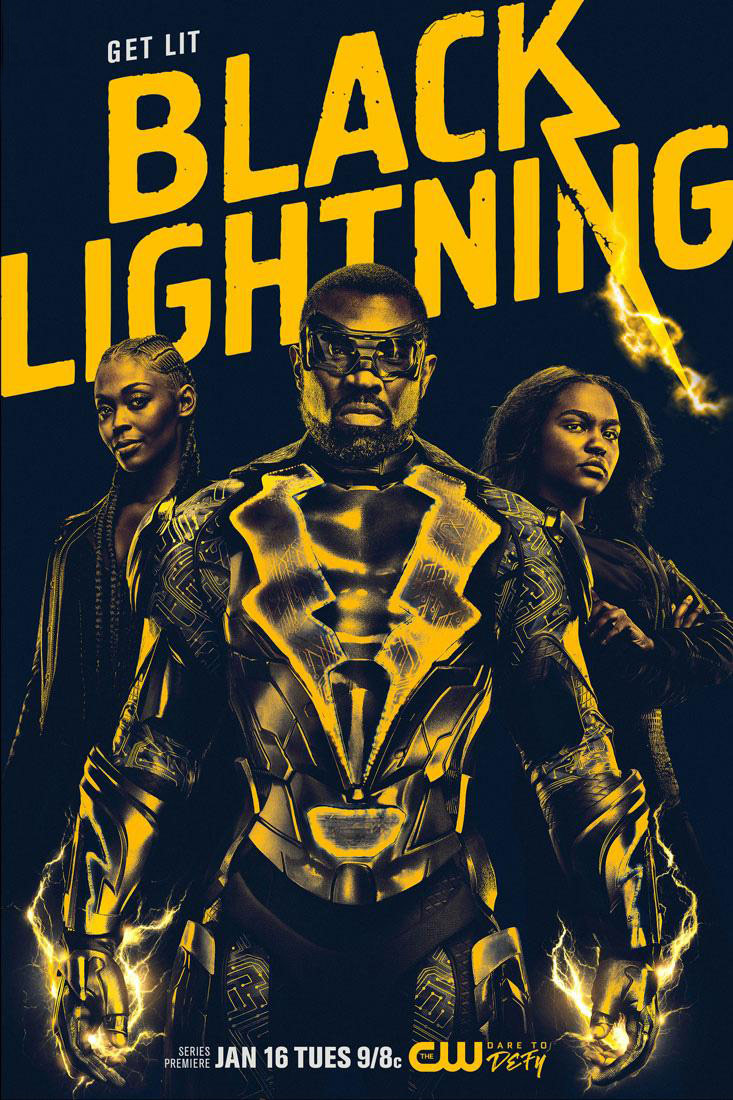 Black Lightning Saison 1 - AlloCiné