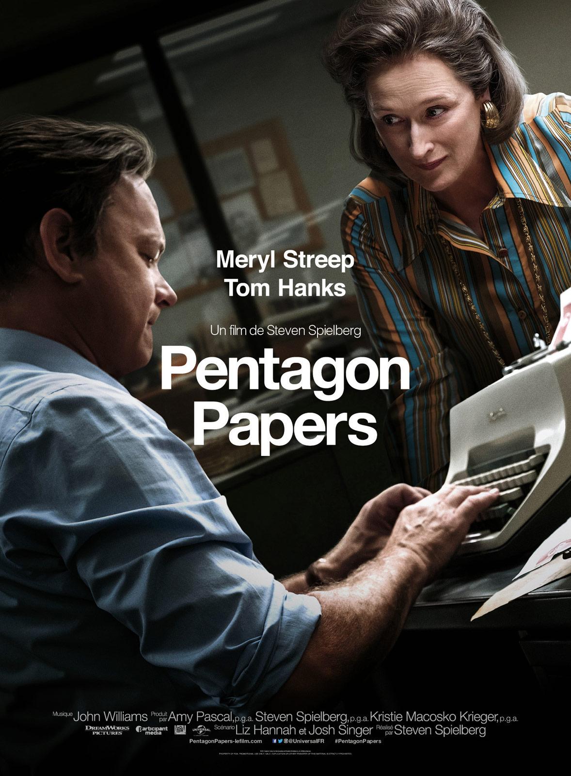 AffichePentagon Papers