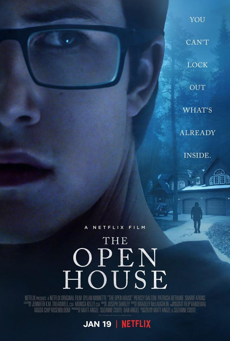 Critique du film The Open House - AlloCiné