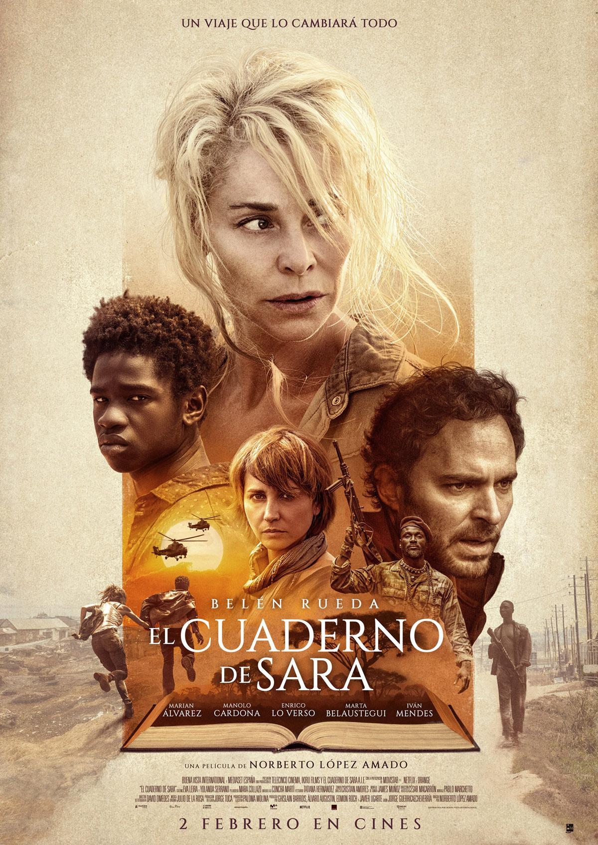 film streaming Le carnet de Sara