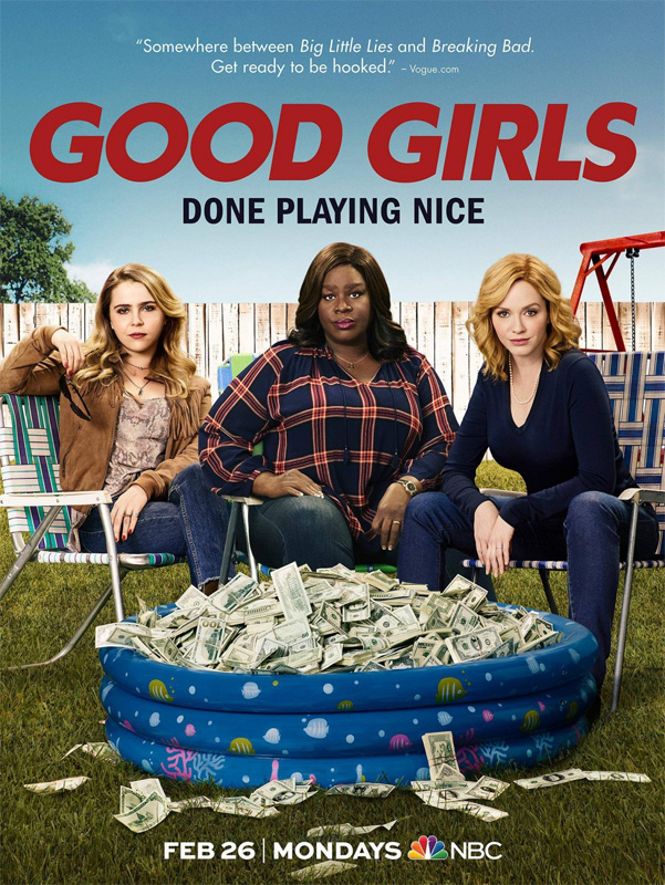 Affiche de la série Good Girls