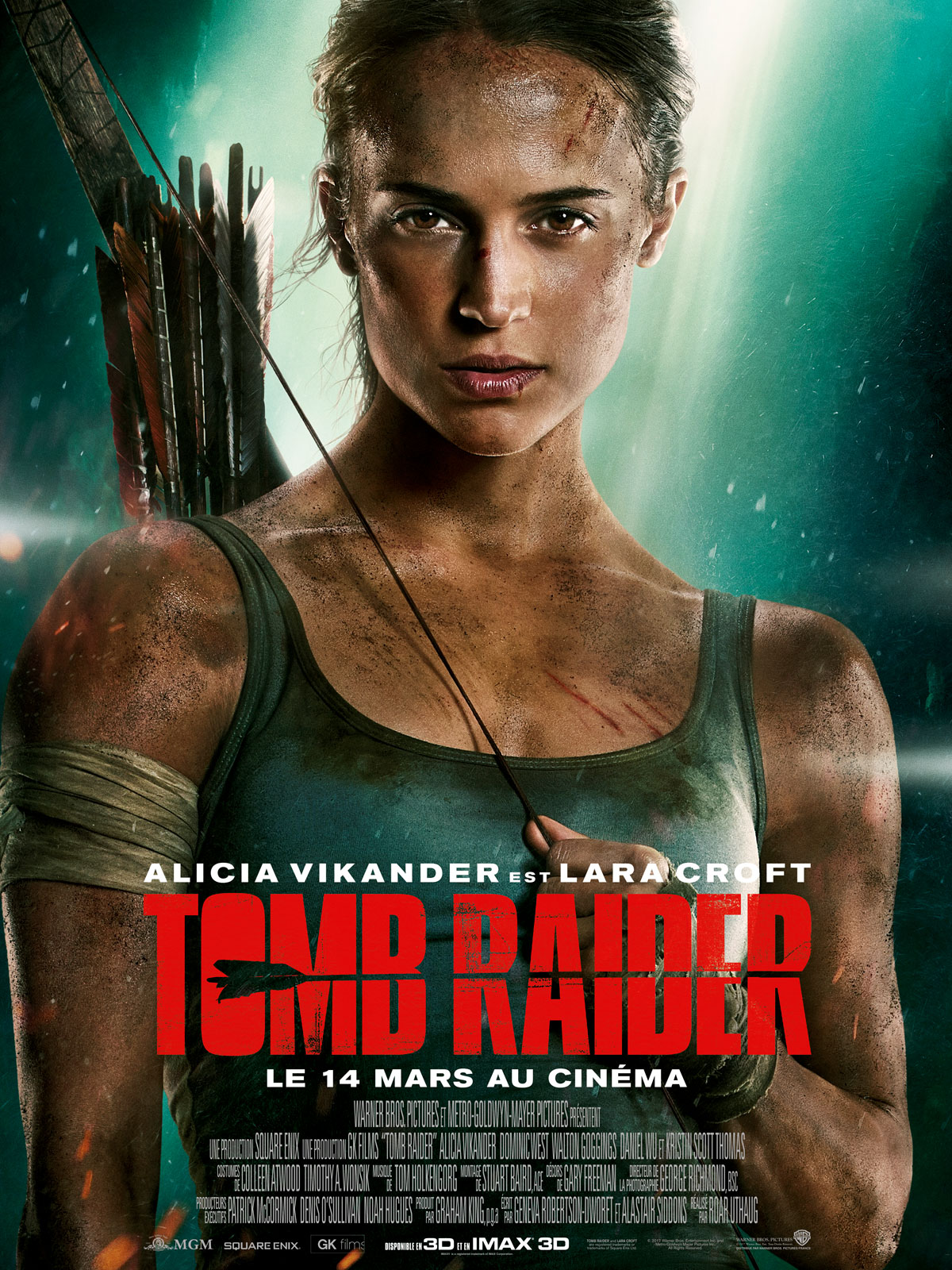 Achat Tomb Raider en DVD - AlloCiné