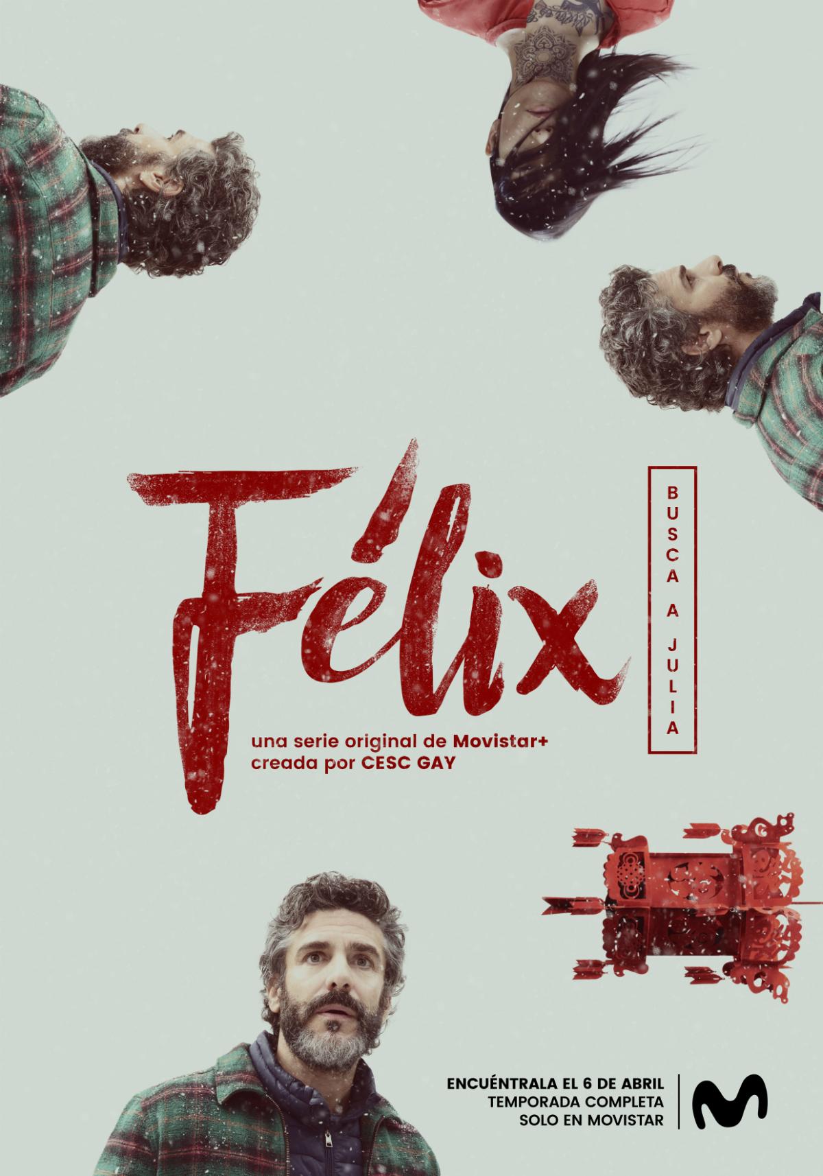 Affiche de la série Félix