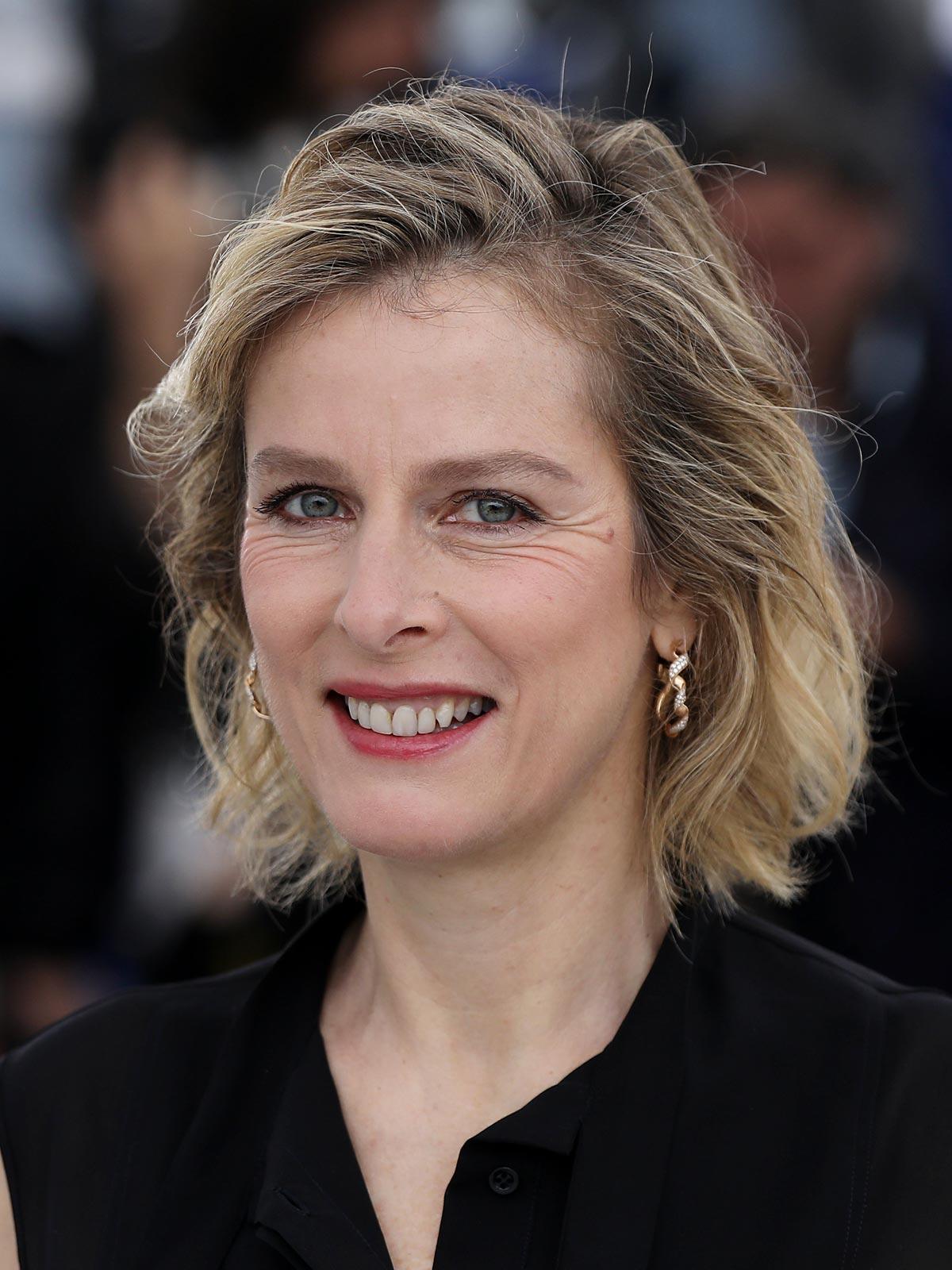 Karin Viard mari