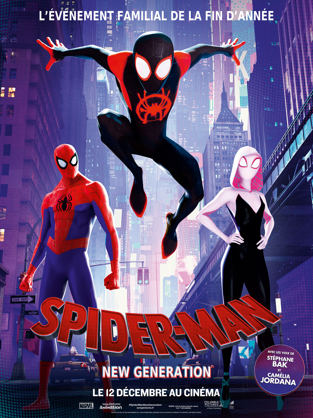 Spider Man New Generation Film 2018 Allocine