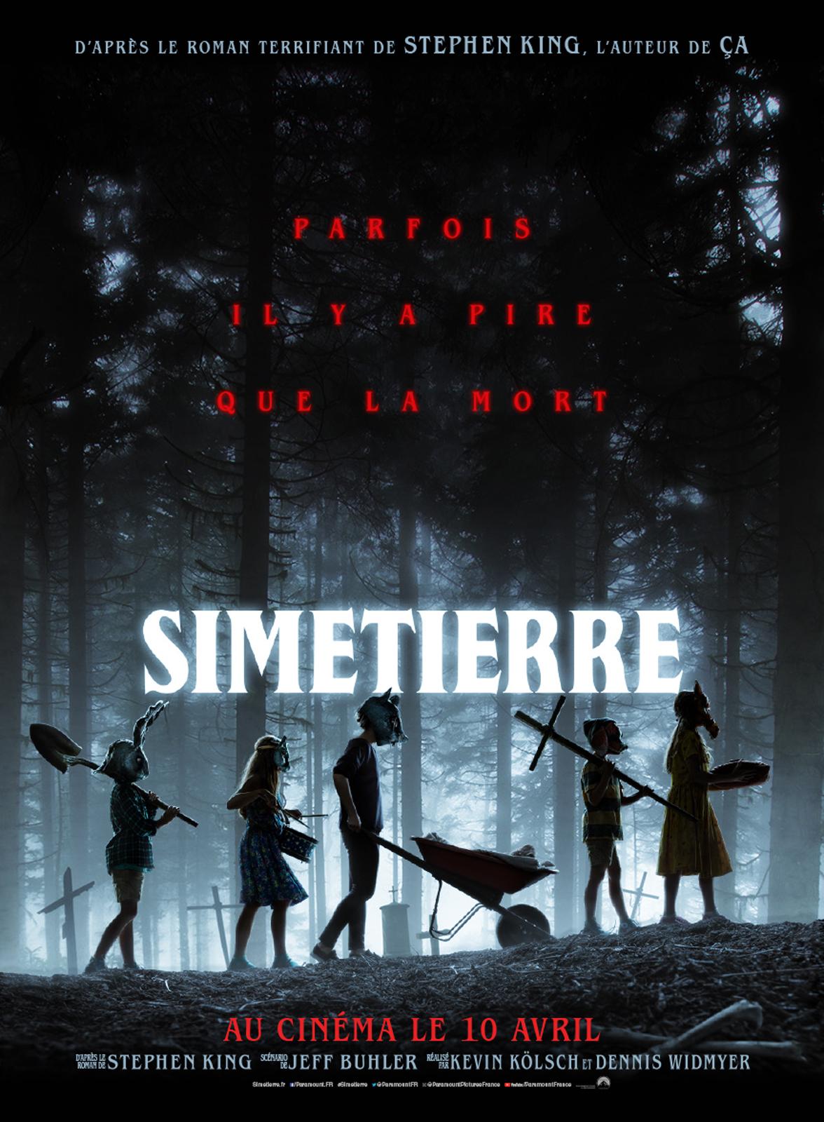 Achat Simetierre en DVD - AlloCiné