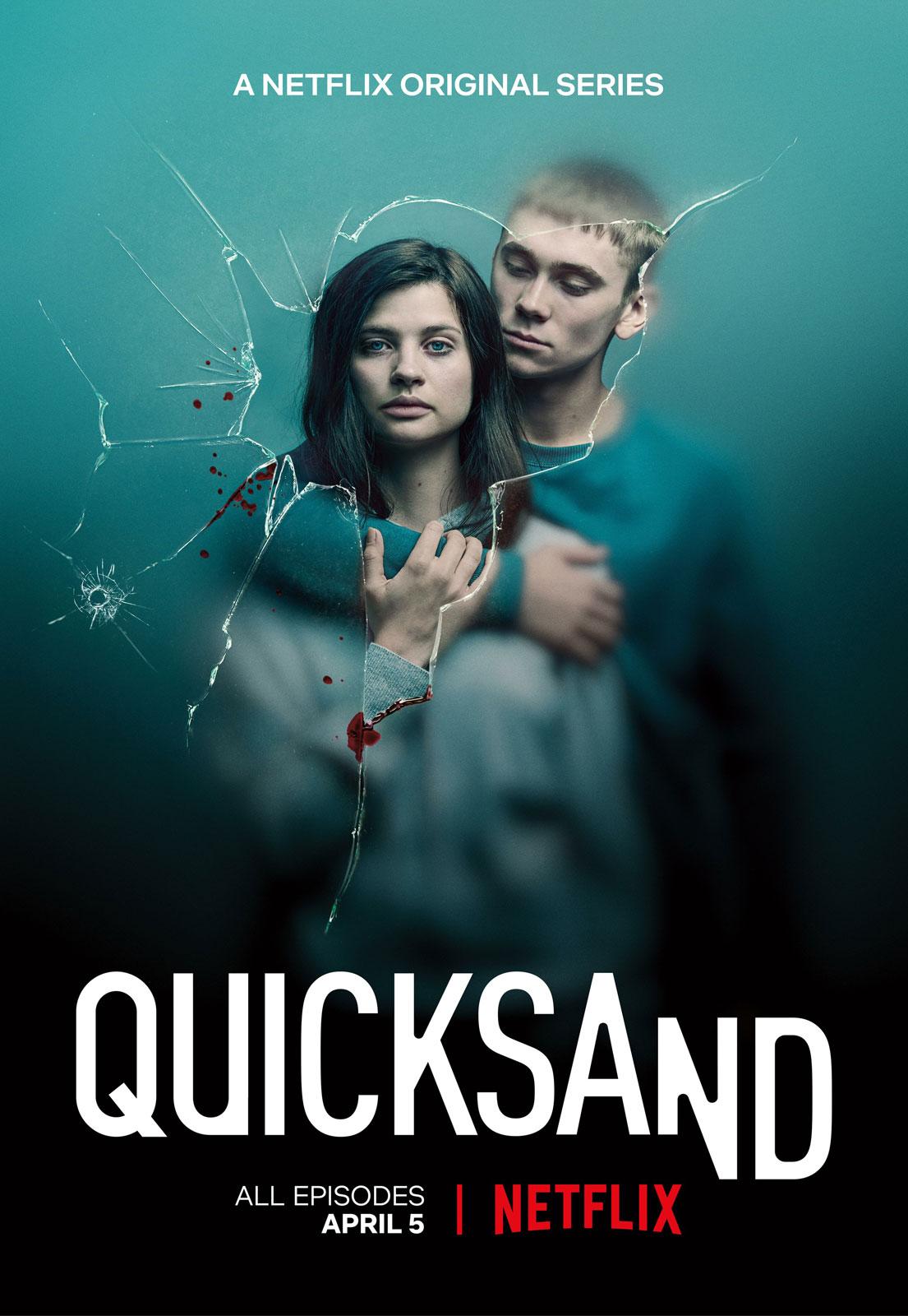 Quicksand – Rien de plus grand - Série TV 2019 - AlloCiné