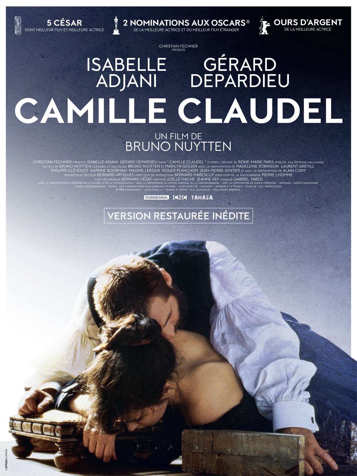 Camille Claudel - film 1987 - AlloCiné