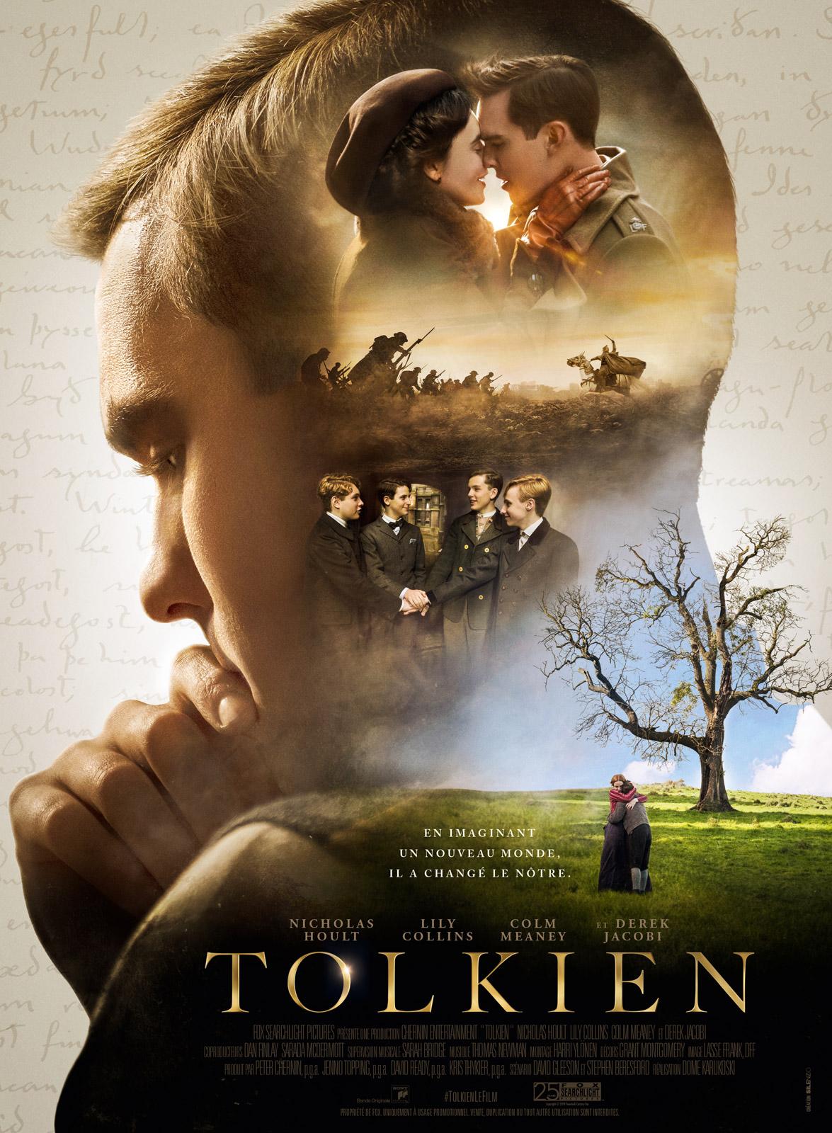 8 Teens Xx tolkien - film 2019 - allocin�