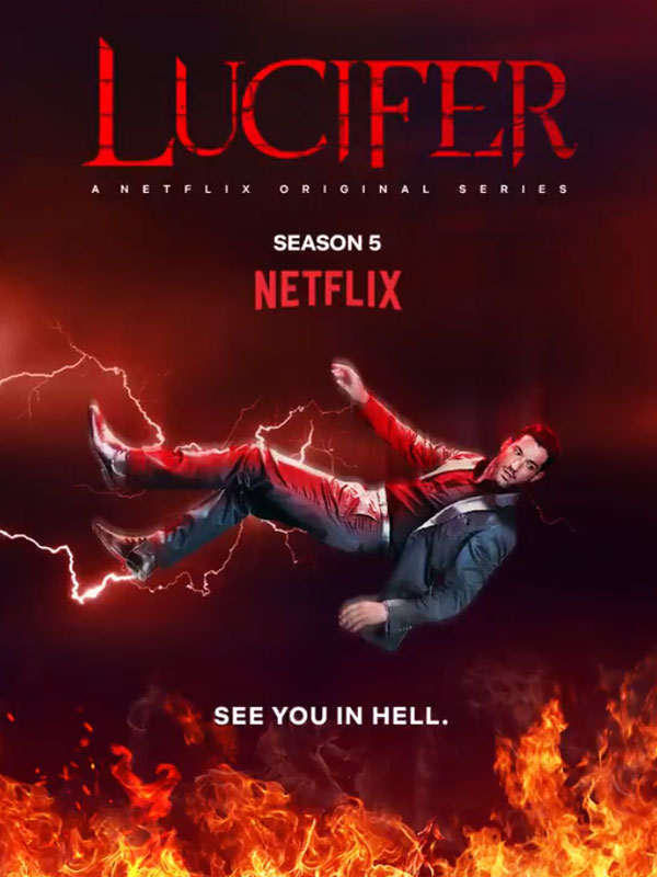 Lucifer Saison 5 - AlloCiné