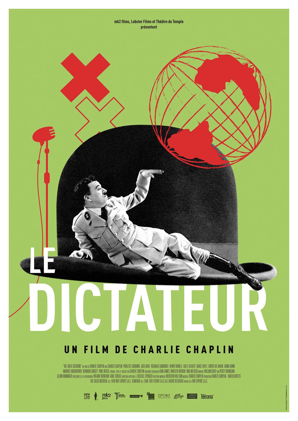 DICTATEUR LE TÉLÉCHARGER CHAPLIN FILM