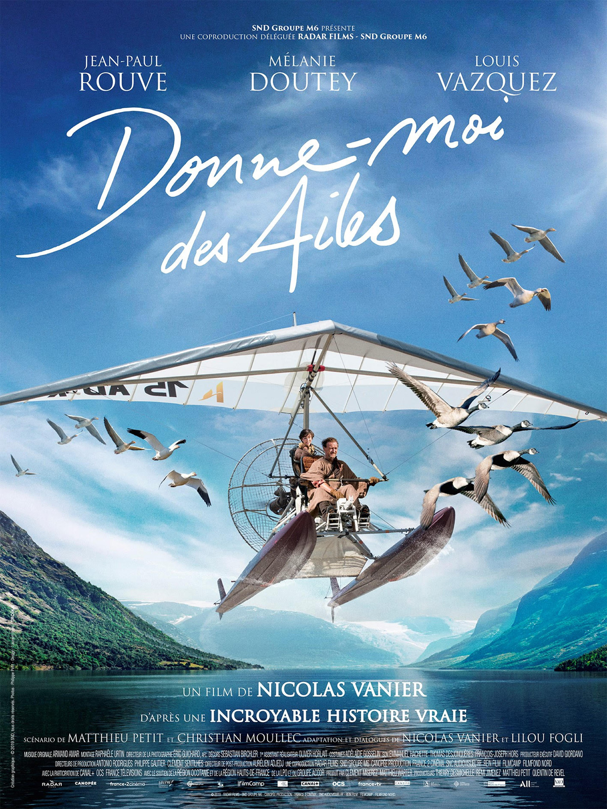 Donne-moi des ailes streaming