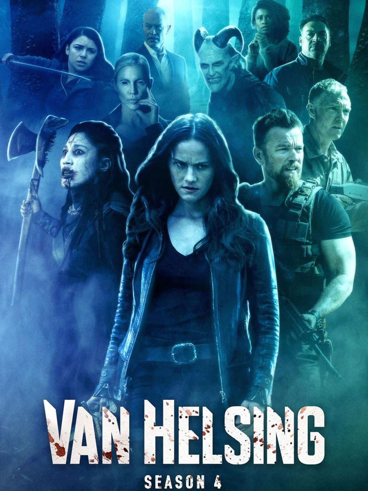 Van Helsing - Saison 4 1657063