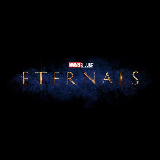 Eternals streaming
