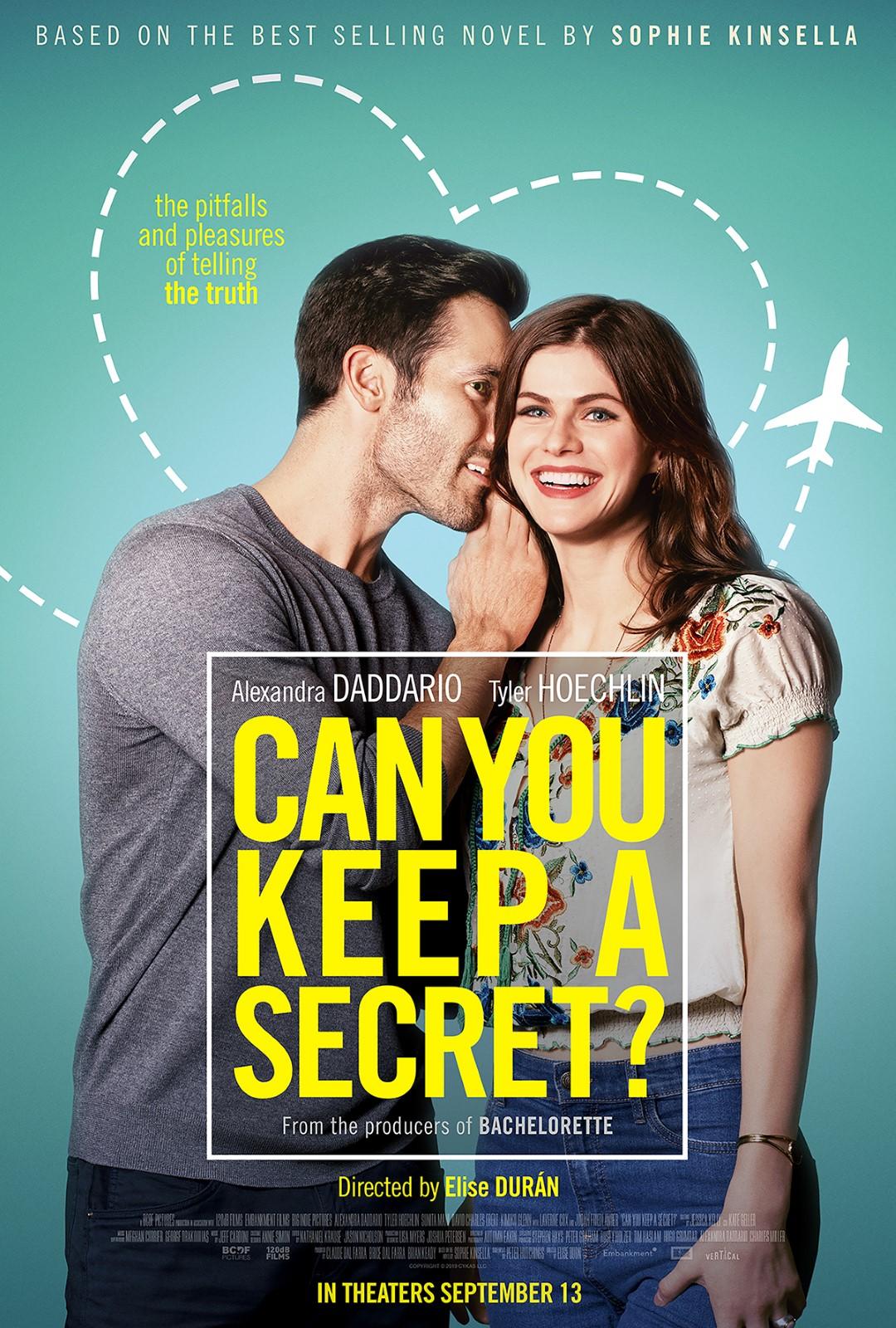 Can You Keep a Secret? - film 2018 - AlloCiné