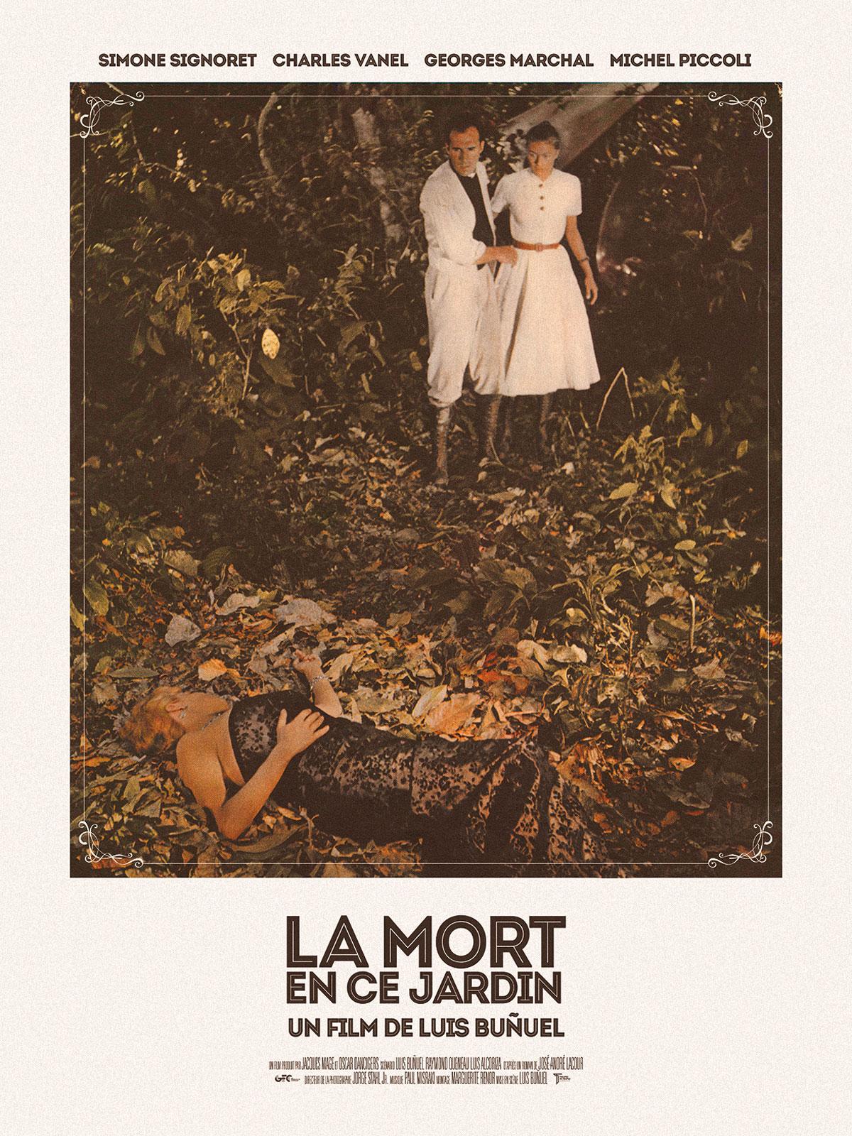 La Mort en ce jardin - film 1956 - AlloCiné
