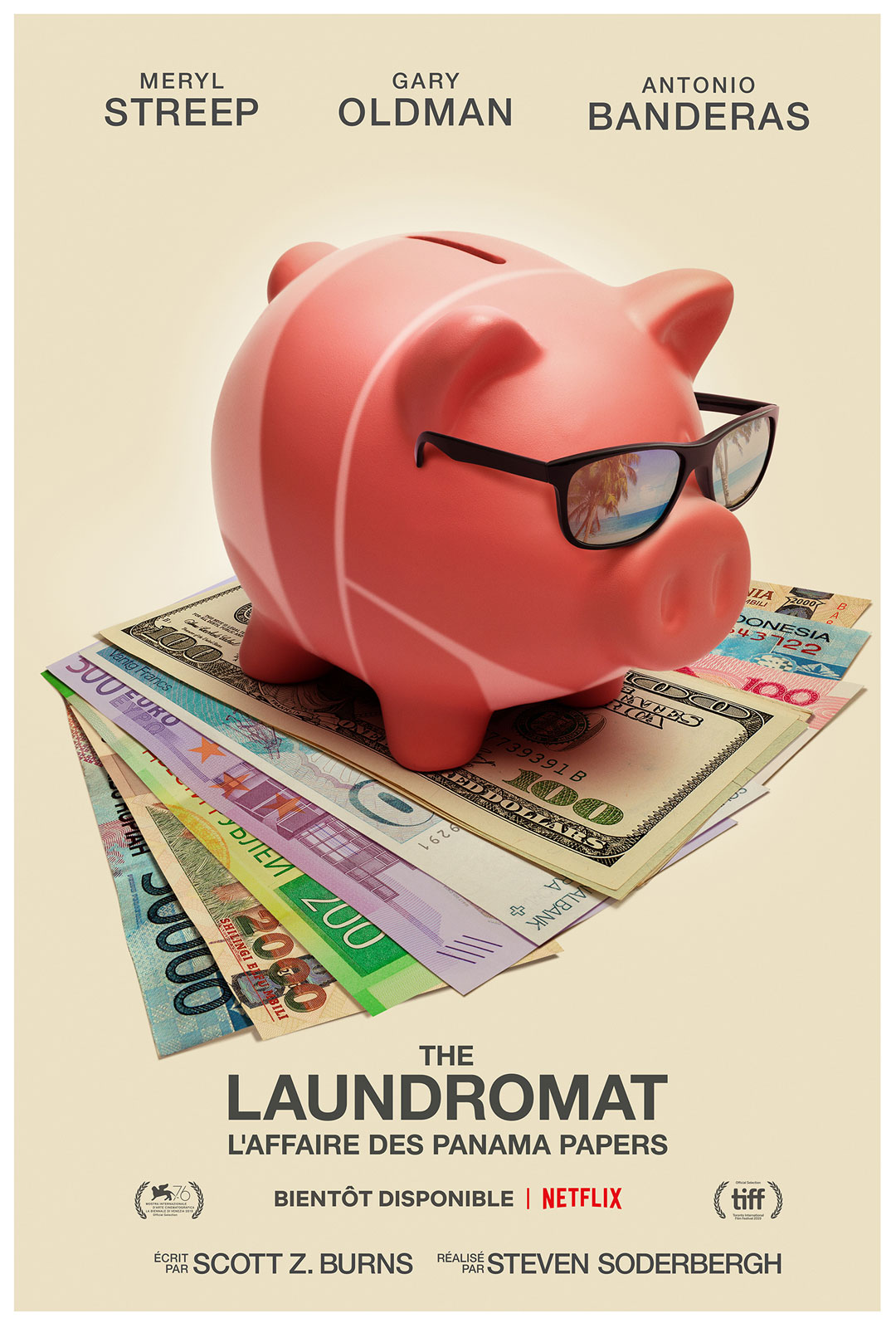 The Laundromat : L'affaire des Panama Papers - film 2019 - AlloCiné