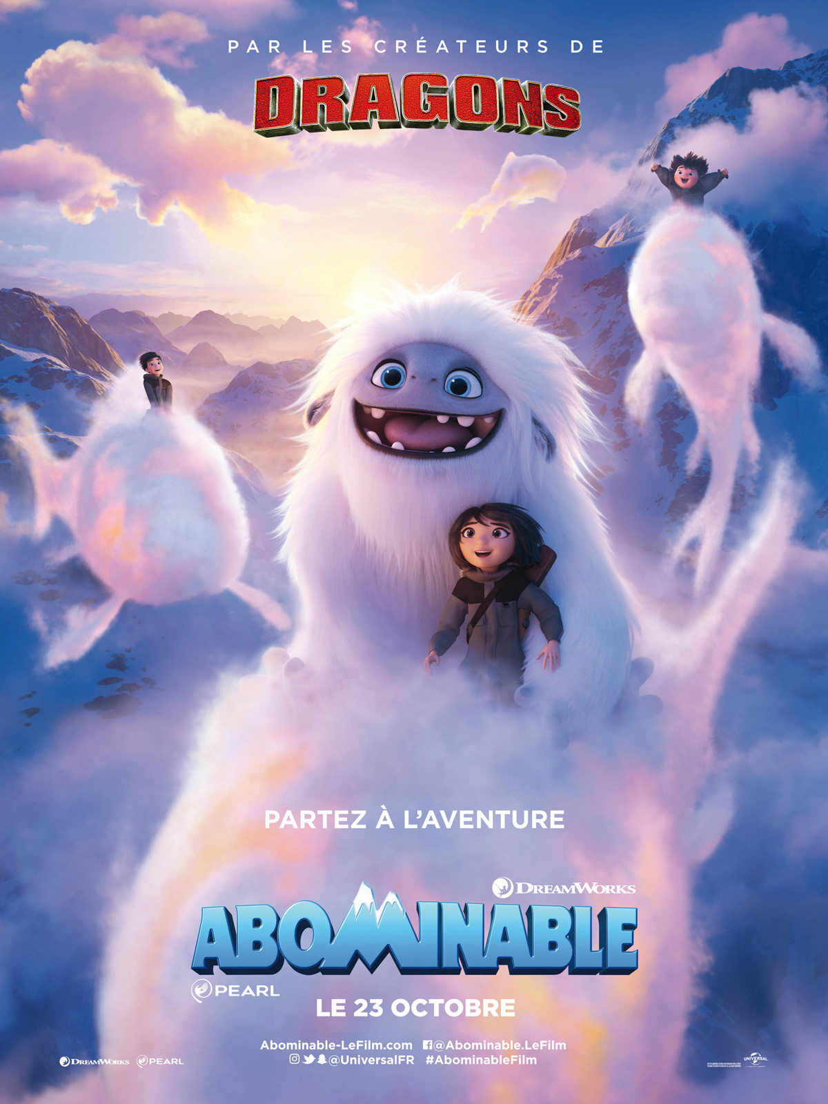 AfficheAbominable