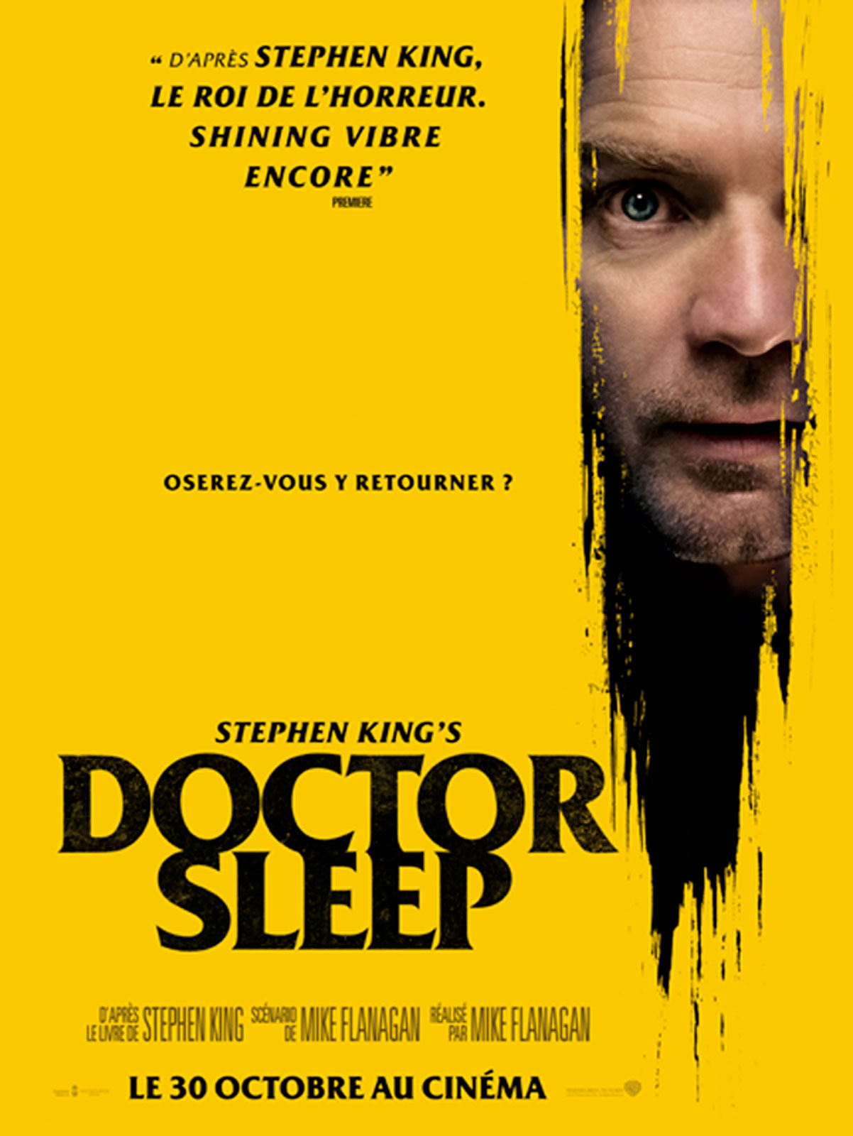 Achat Stephen King's Doctor Sleep en DVD - AlloCiné