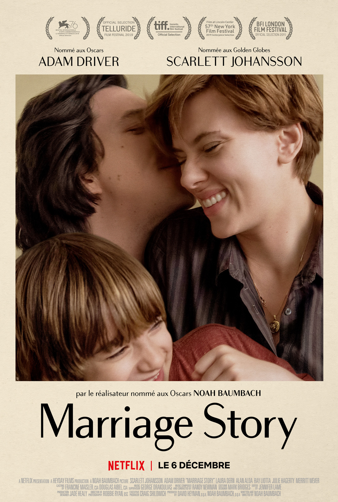 Marriage Story - film 2019 - AlloCiné