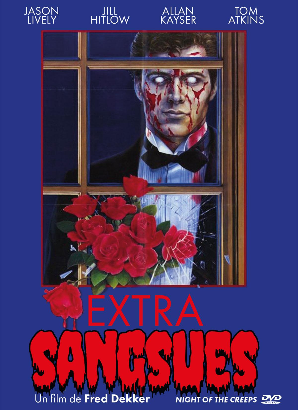 Extra Sangsues Film 1986 Allocine
