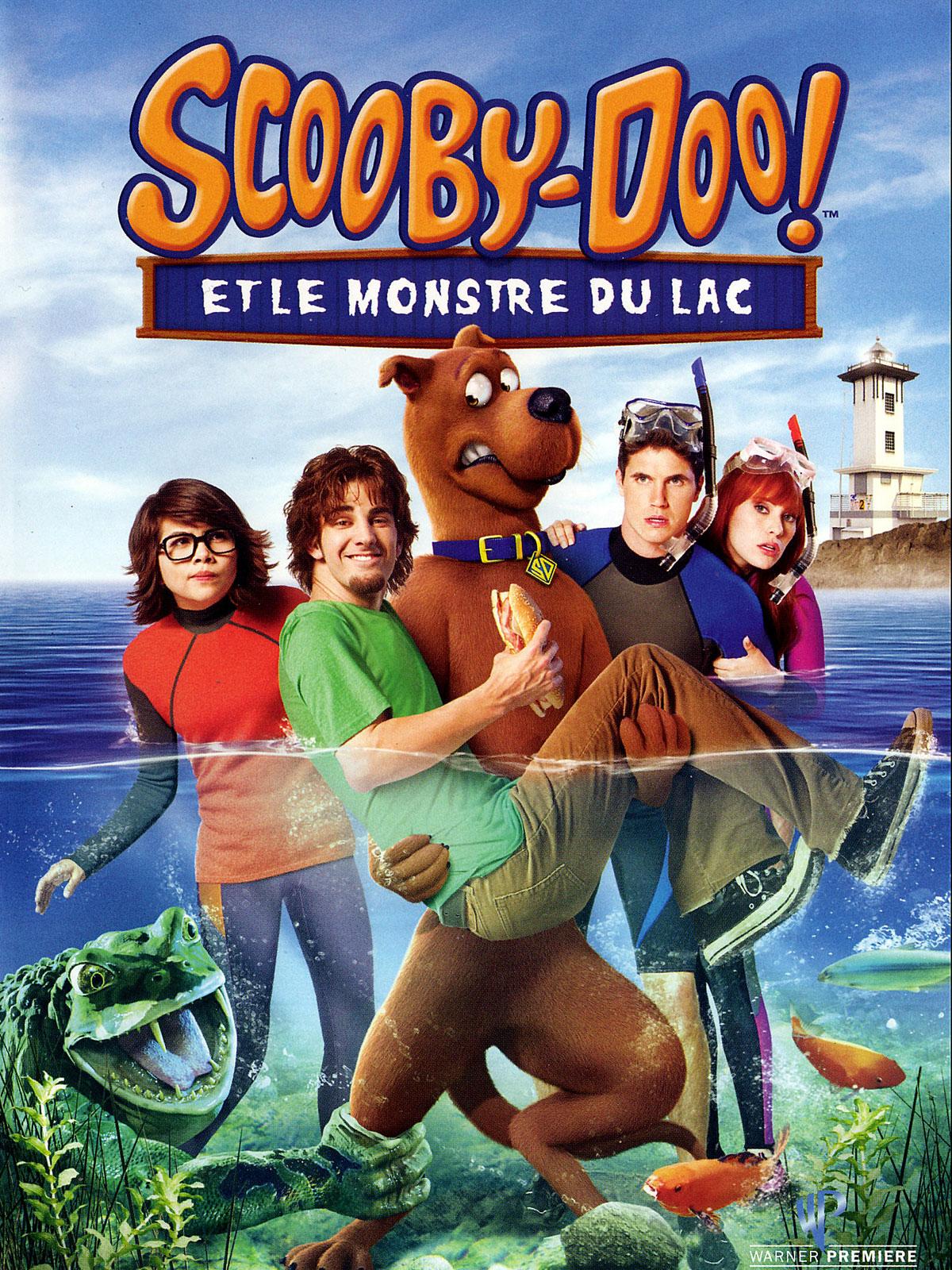 Critiques De Scooby Doo Et Le Monstre Du Lac Allocine