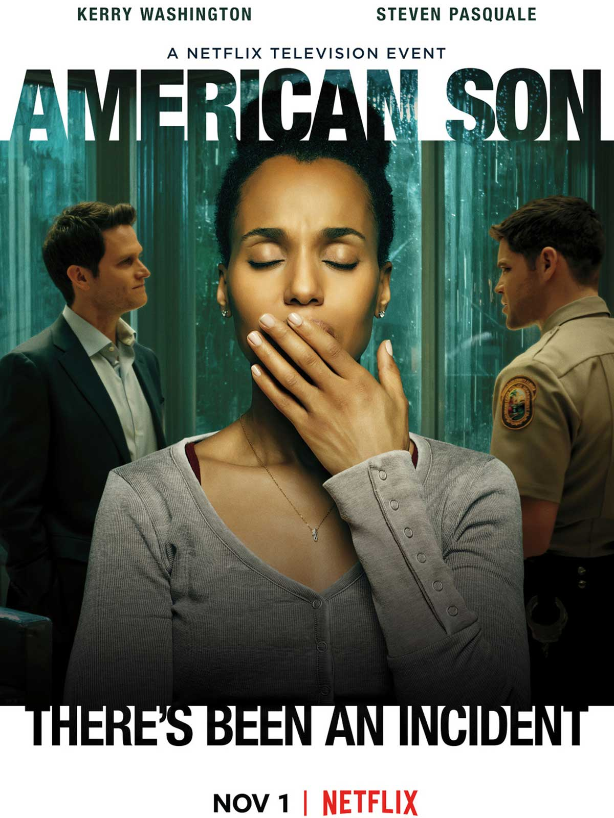 American Son - film 2019 - AlloCiné