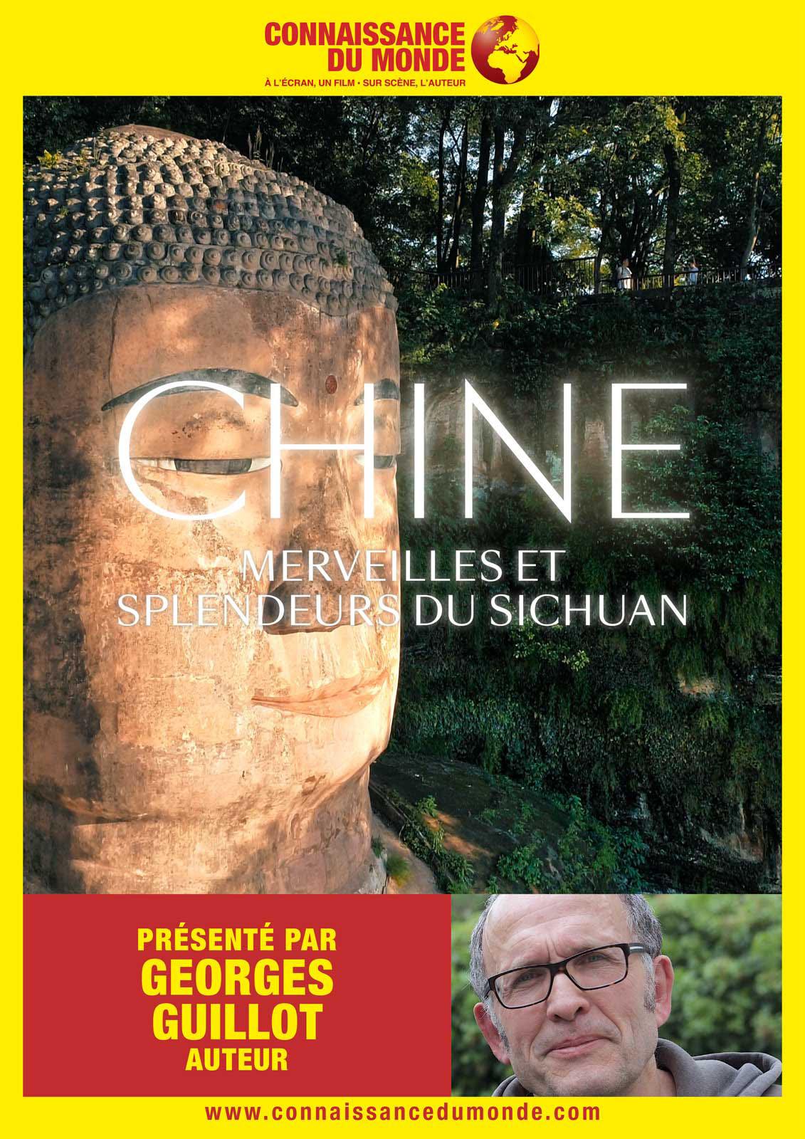CHINE, Merveilles et splendeurs du Sichuan