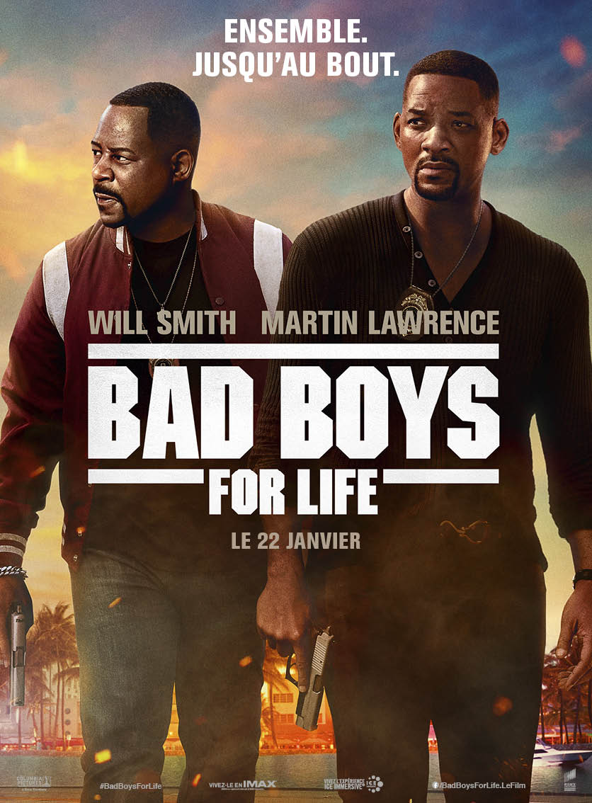 Achat Bad Boys For Life en Blu Ray - AlloCiné