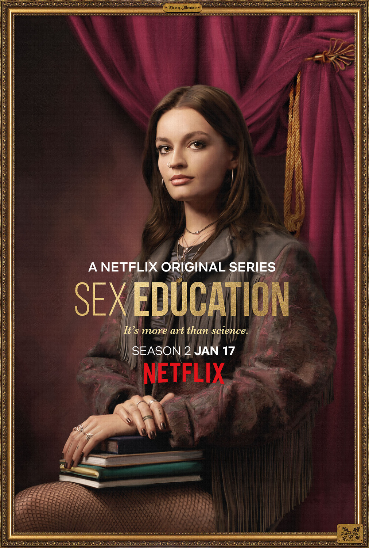 Poster Sex Education - Saison 2 - Affiche 15 sur 22 - AlloCiné