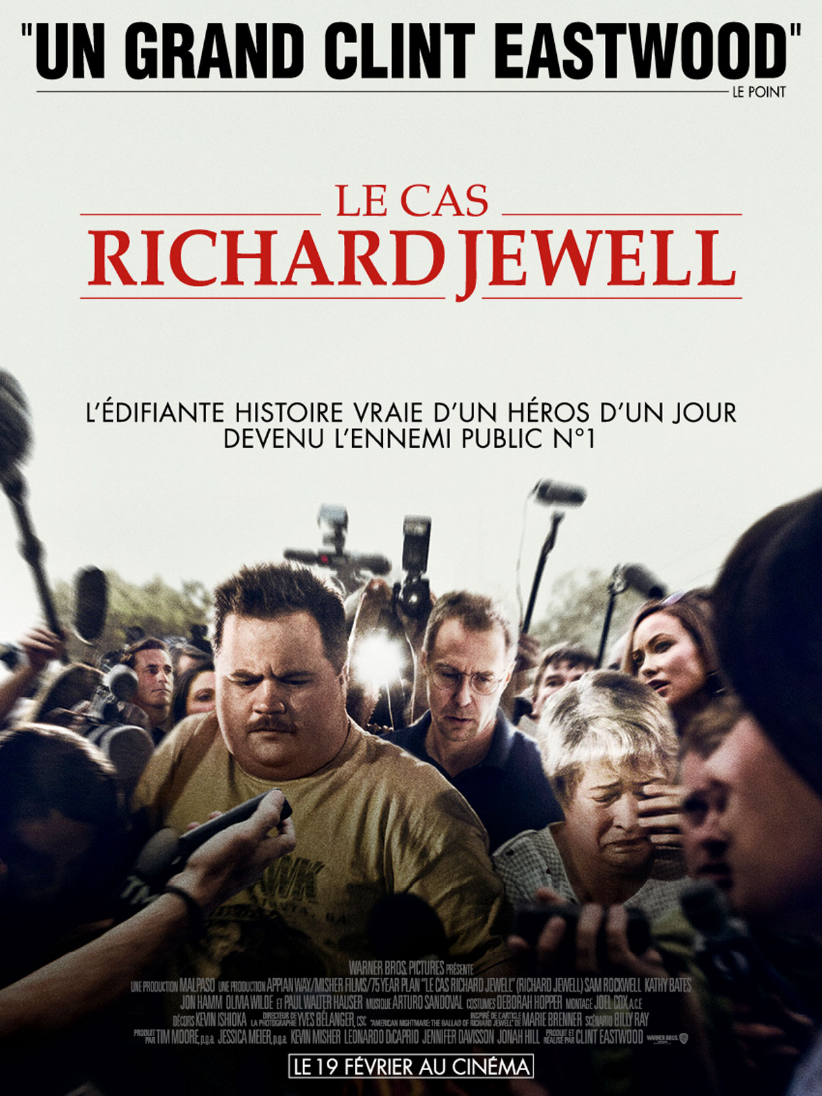 AfficheLe Cas Richard Jewell