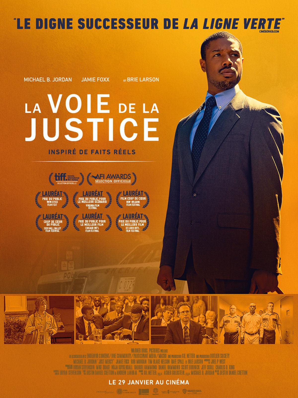 Achat La Voie de la justice en DVD - AlloCiné