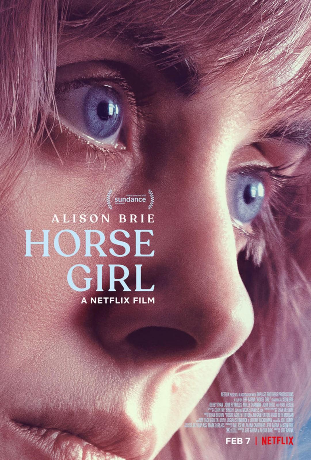 Horse Girl - film 2020 - AlloCiné