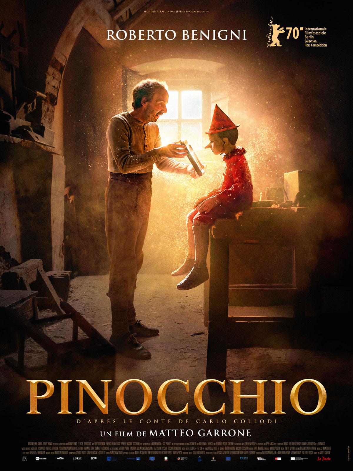 Pinocchio - film 2019 - AlloCiné