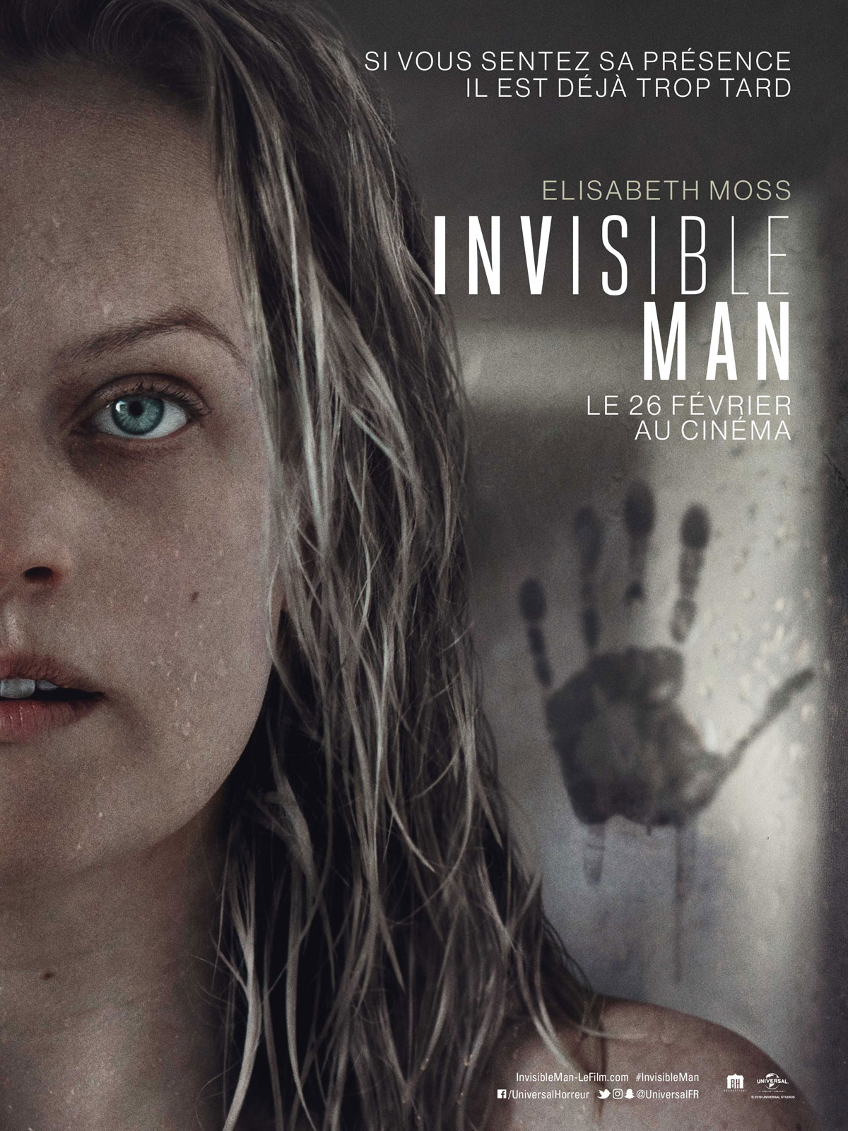 Achat Invisible Man en DVD - AlloCiné