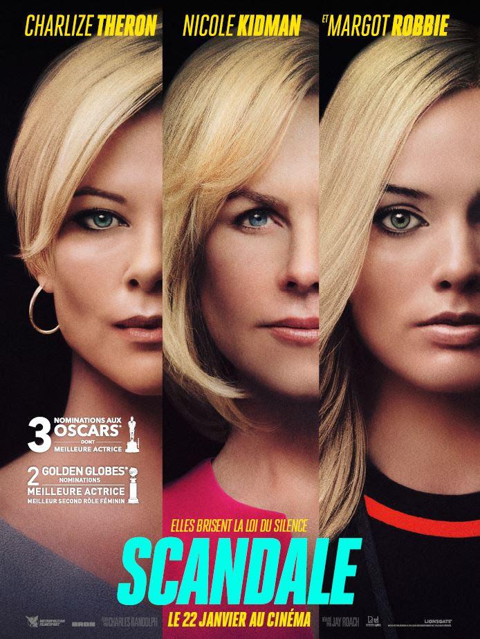 Affiche du film Scandale