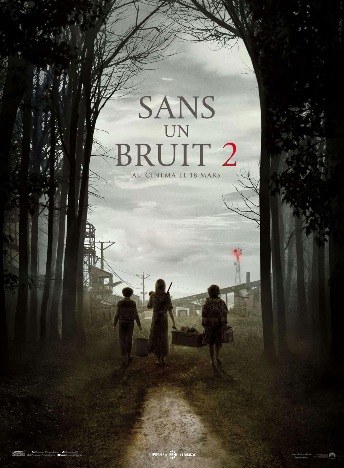 Affiche du film Sans un bruit 2 - Photo 33 sur 35 - AlloCiné