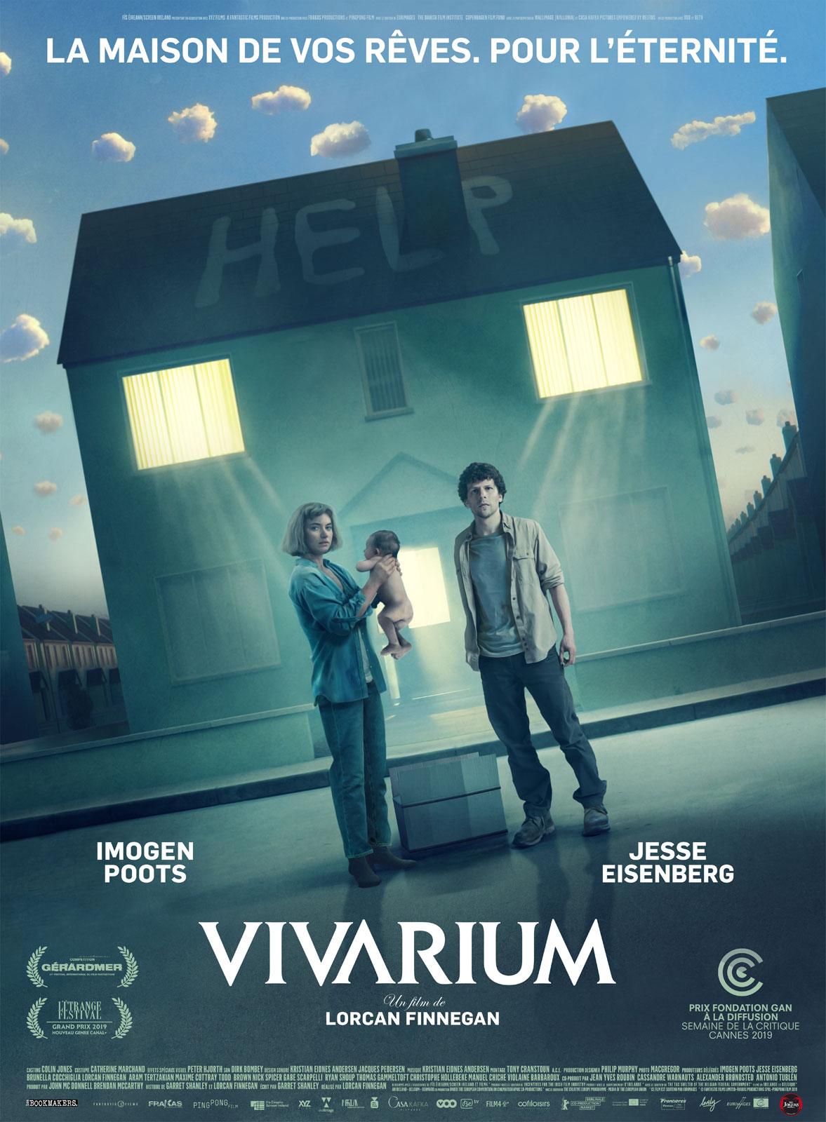 Achat Vivarium en DVD - AlloCiné