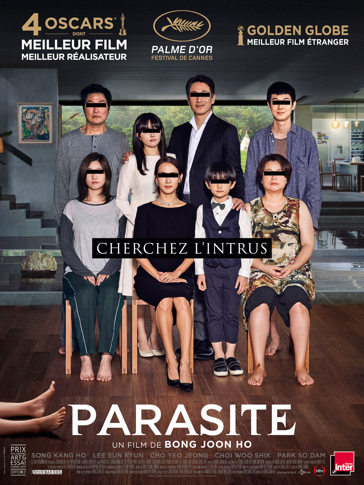 Parasite streaming