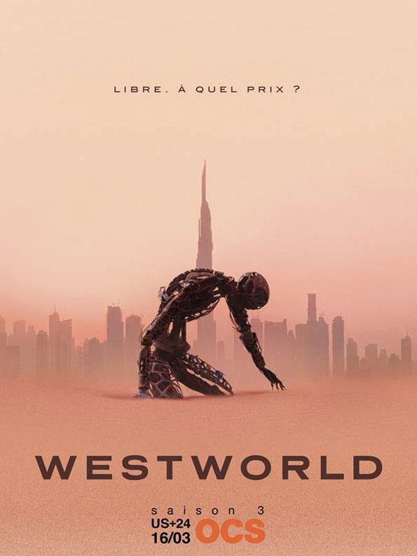 """Résultat de recherche d'images pour """"westworld saison 3 allociné"""""""