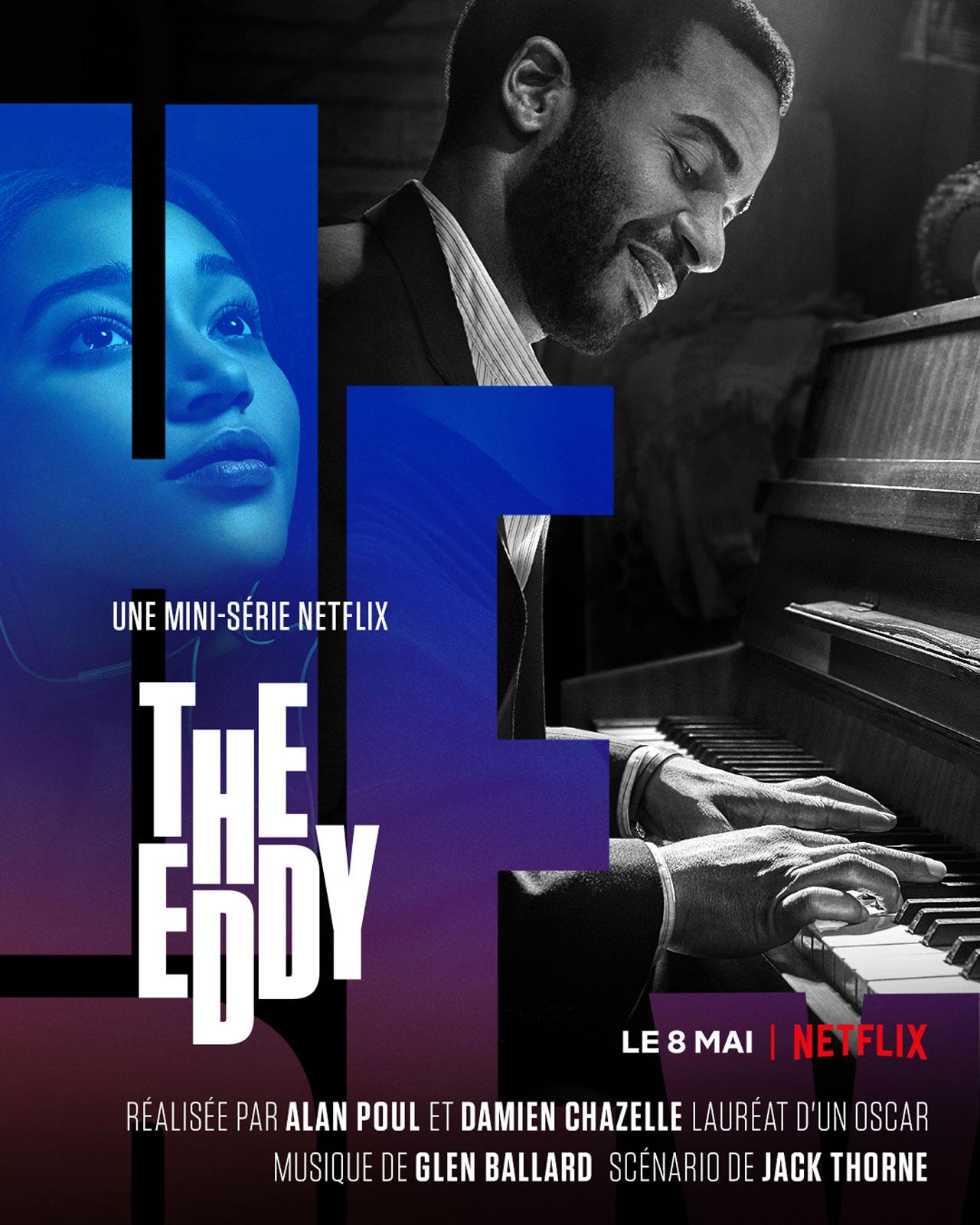 The Eddy - Série TV 2020 - AlloCiné