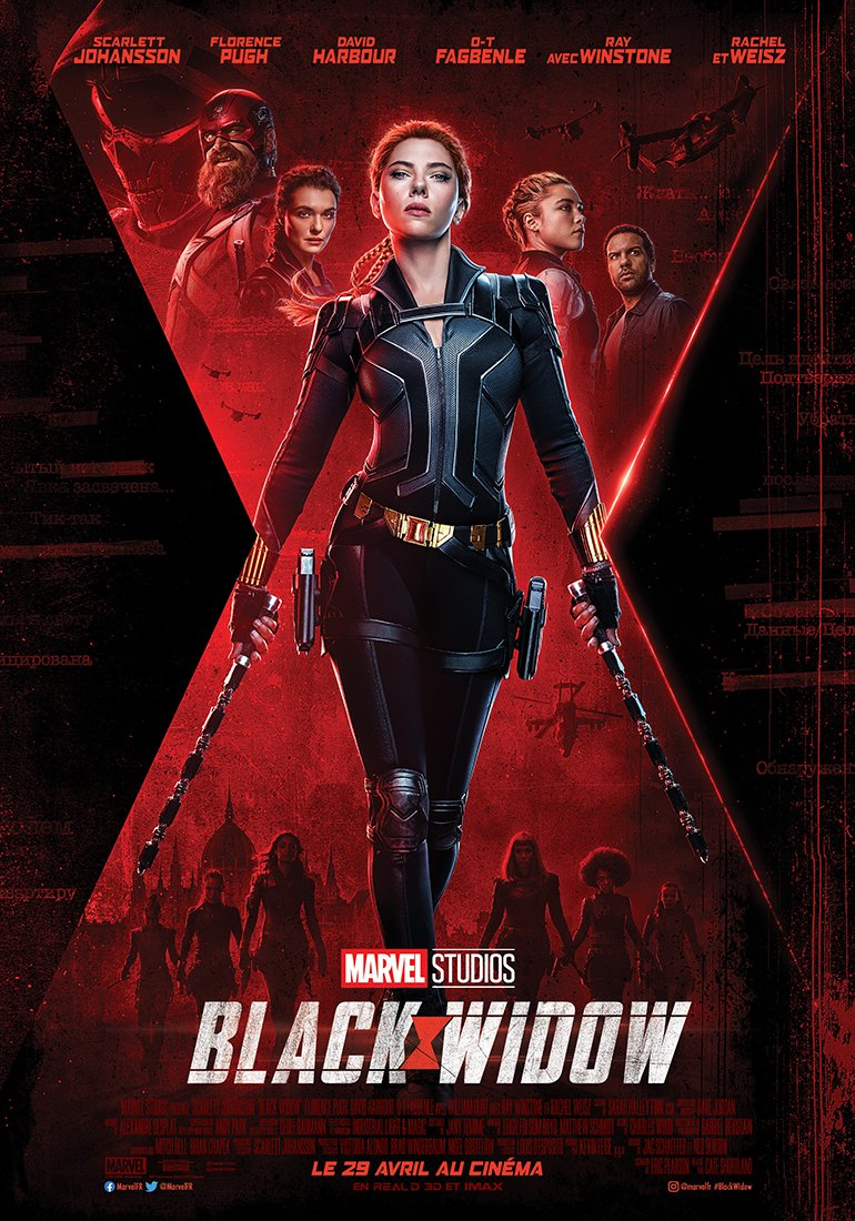 Regarder Black Widow [[2020]] Streaming VF Complet