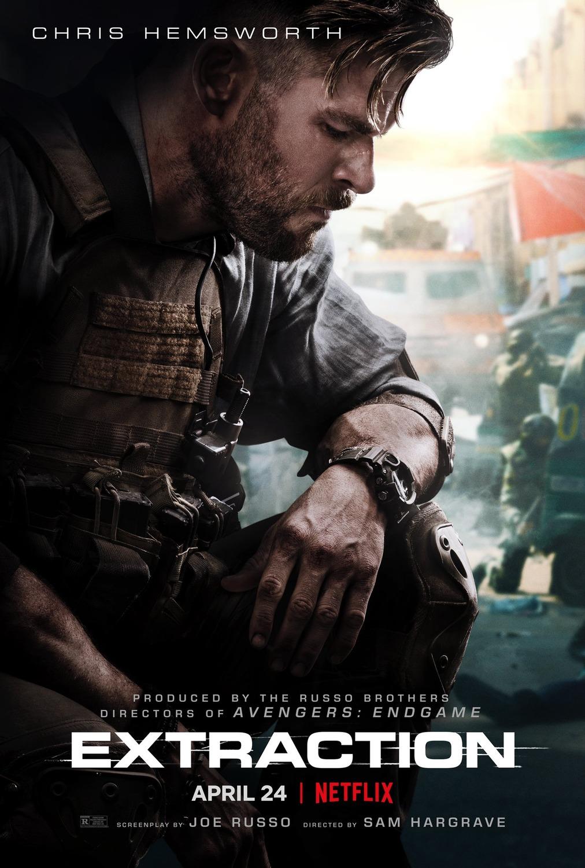 Tyler Rake - film 2020 - AlloCiné