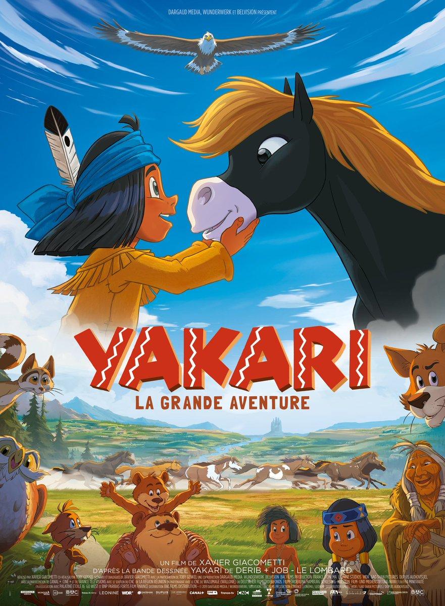 Yakari, le film - film 2019 - AlloCiné