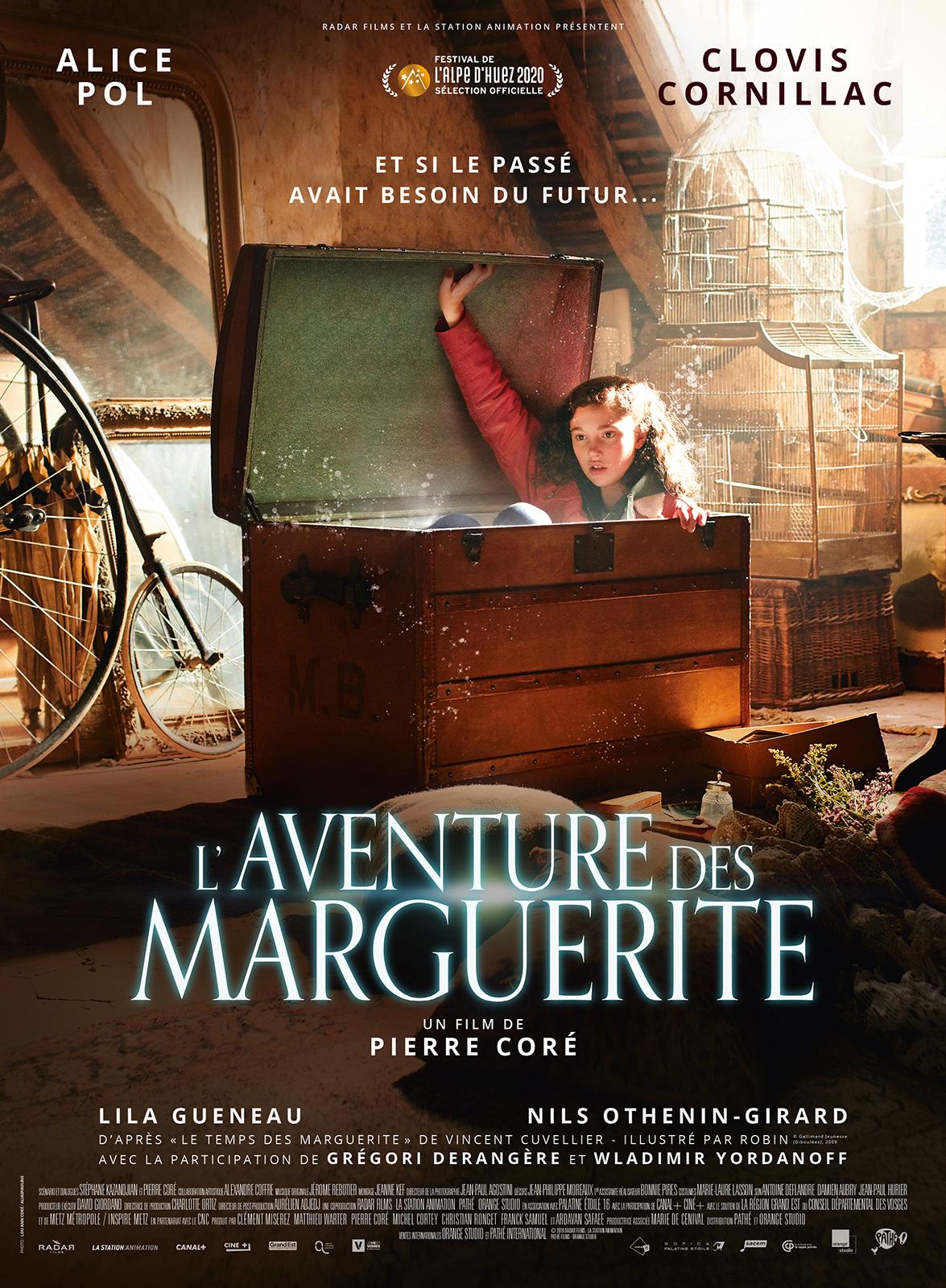L'AVETURE DES MARGUERITE