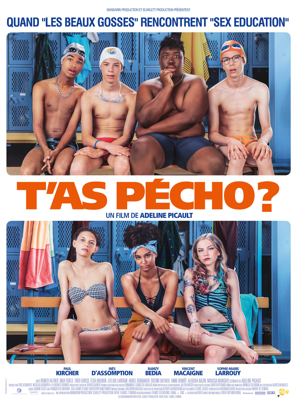 Affiche du film T'as pécho ?