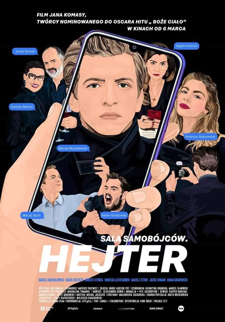 Le Goût de la haine - film 2020 - AlloCiné