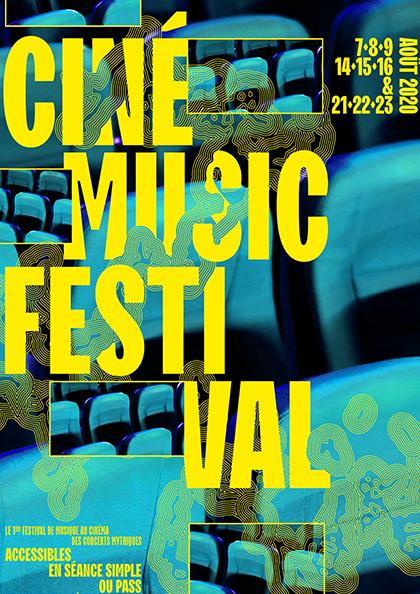 Ciné Music Festival:M- Autour de