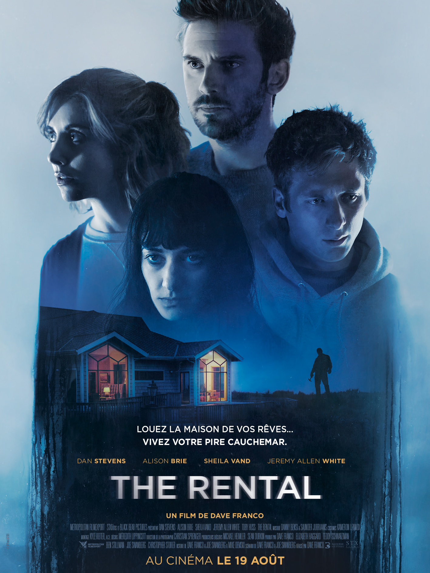 The Rental - film 2020 - AlloCiné