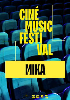 Ciné Music Festival: Mika - Revelation Tour - 2019